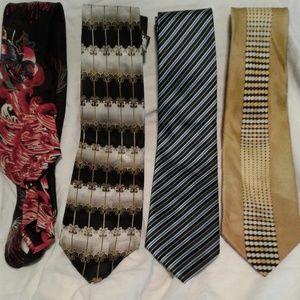 Other - Men's Ties (Set of 4)